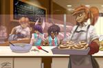 Beaver Bakery (Comm'd)