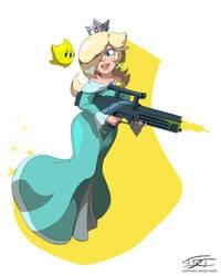 Forbidden Powerup: Princess Rosalina