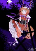 Leslie Halloween by AnNeko7