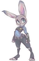 Judy by tyuubatu