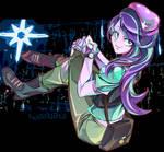 starlight glimmer-mirror magic