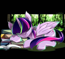 twilight sleep...