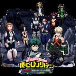 Boku no Hero Academia OVA Folder Icon