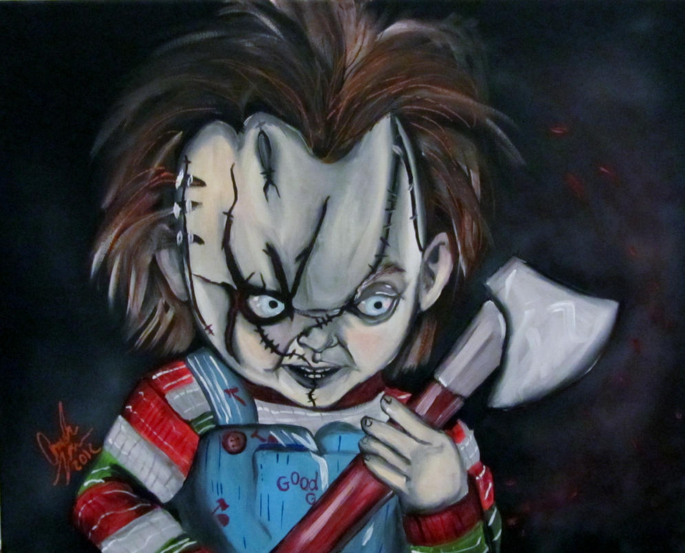 chucky doll wallpaper viewing gallery