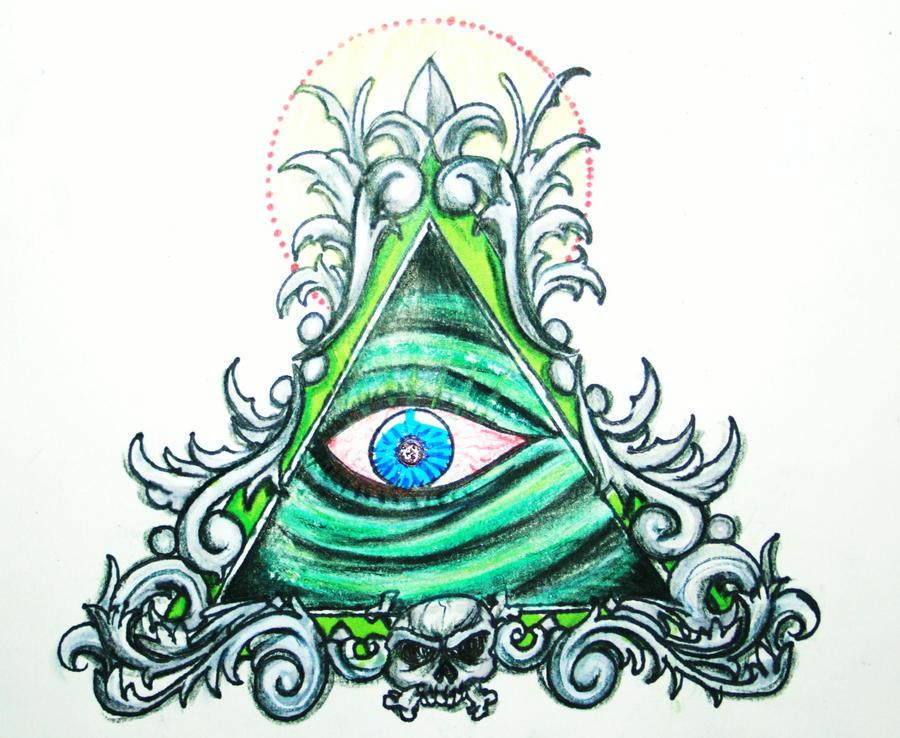 illuminati art - photo #13