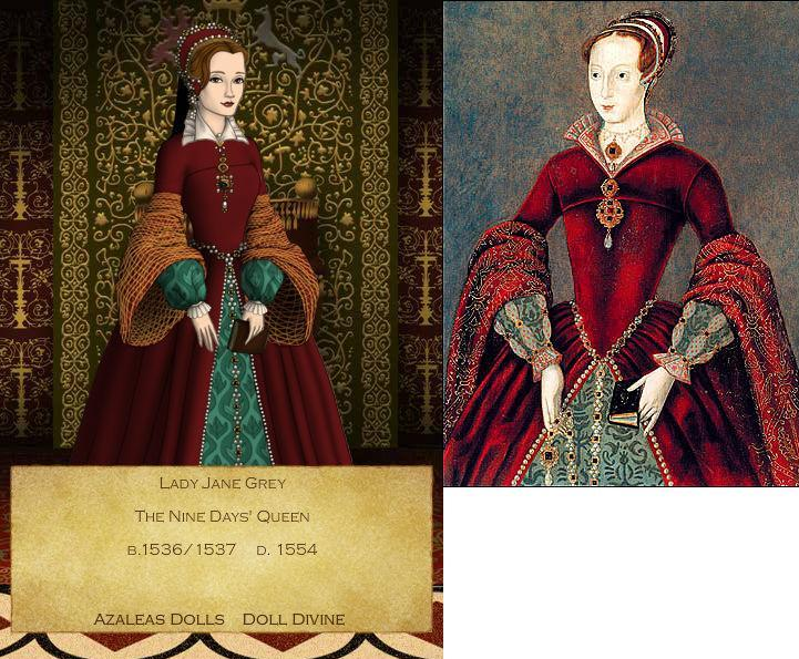 Lady Jane Grey by GingerLass0731