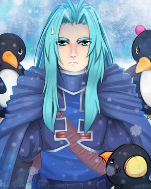 SS: Penguins? by Piyu
