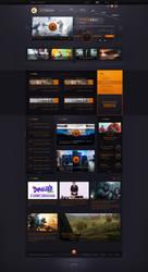 Gamespot | Redesign