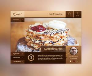 Cookit! Concept