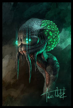Alien Portrait