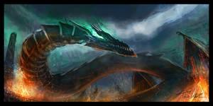Dragon (Speedpainting)