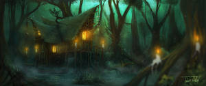 Swamp by TWPictures