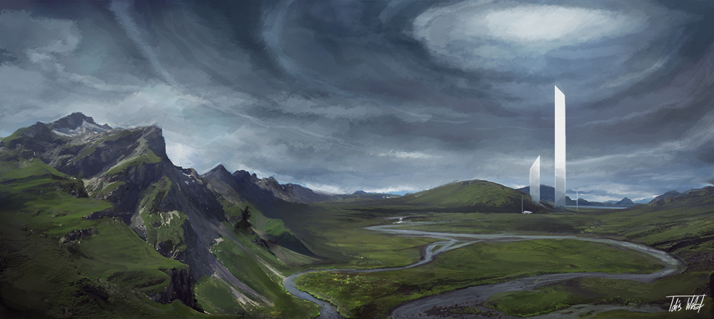 Landscape Concept by TWPictures