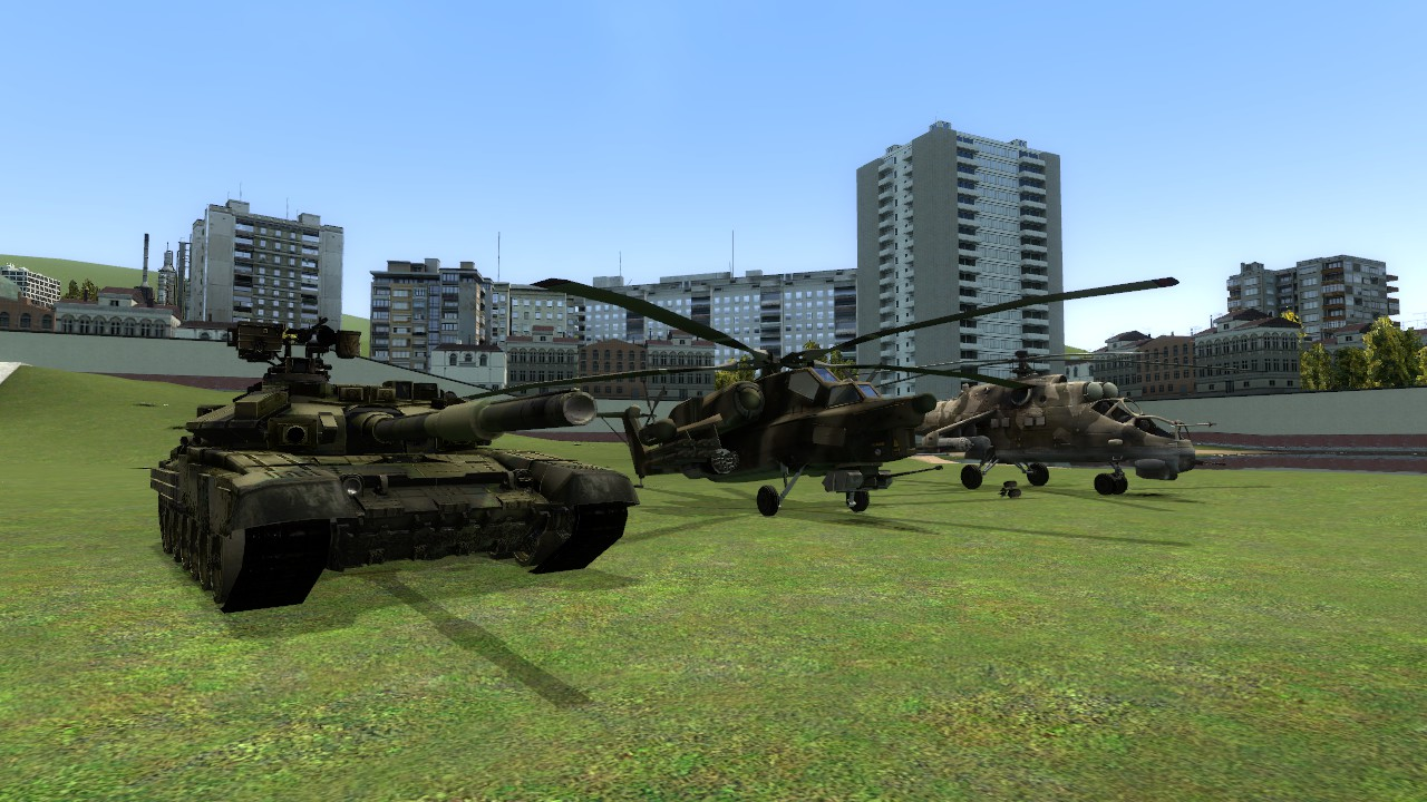 russian v12 helicopter with Some Russian Vehicles Garry S Mod 357832015 on Mi 12 likewise Largest Helicopters In World besides Rolls Royce Turbofan Jet Engine further GiftedGoodBichonfrise besides Some Russian Vehicles Garry S Mod 357832015.