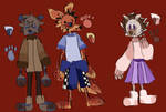 adopts 2 - 1/3 open (PRICES LOWERED)
