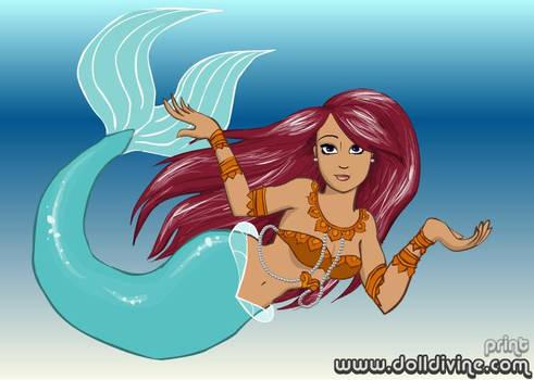 Mermaid Girl