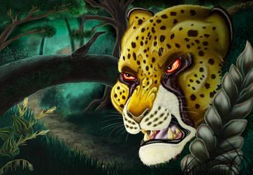 Jungle Stalker by Mahogi