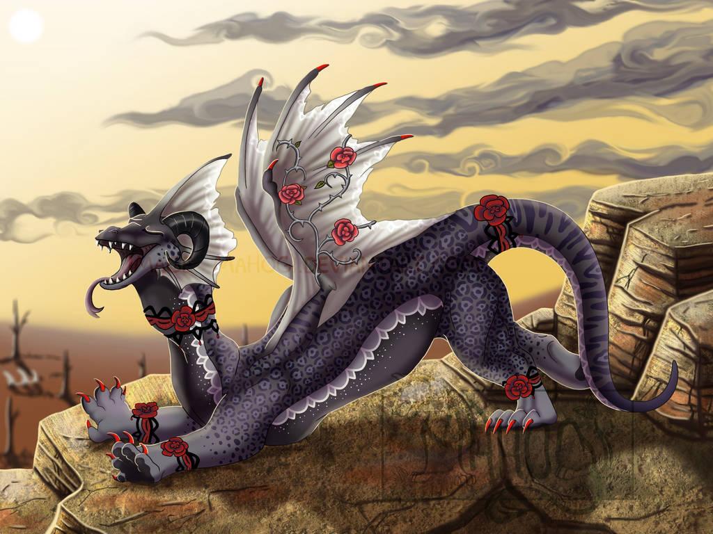 Mahogi the bogsneak by Mahogi