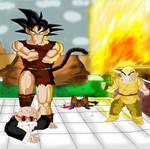 U13 Kakarot destroying the tournament