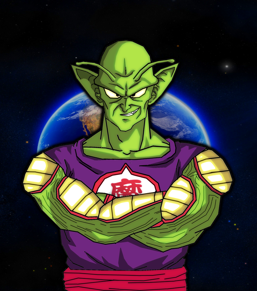 how tall is king piccolo
