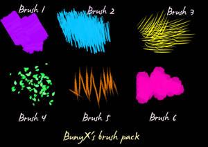 Firealpaca brush pack by Buny_X