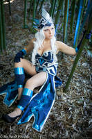 Janna's here to support-League of Legends
