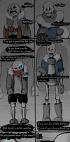 Genocide - Sans and Papyrus