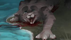 Ashfur's death