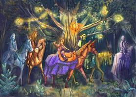 Elven Promenade