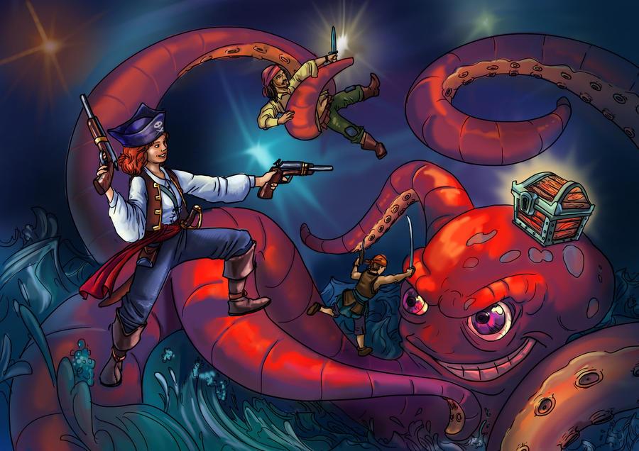 Pirates by Angotir