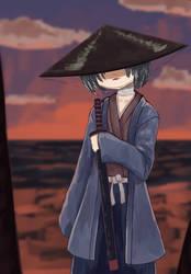 samurai art trade