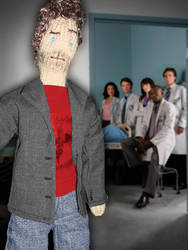 House MD doll 2