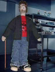 House MD doll 3