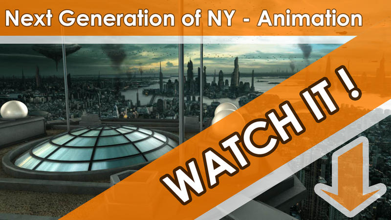 Next Generation NY - Animation by Stefan1502