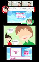 Welcome to Equestria comic pg 1 by CameoFiasco