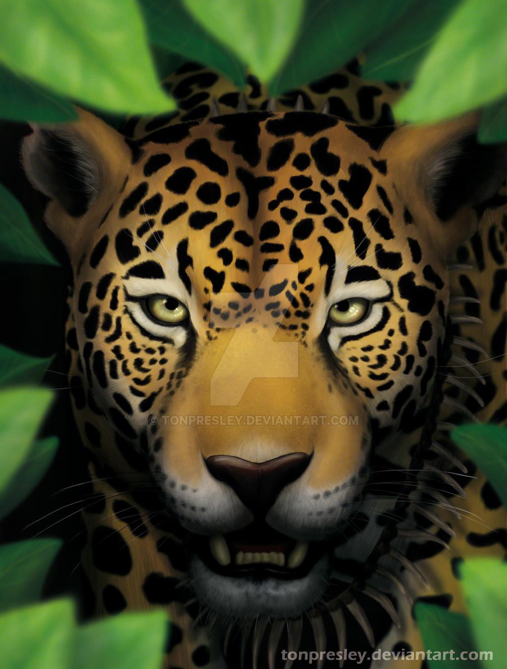 Jaguarete by TonPresley