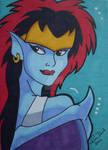 Demona ACEO card