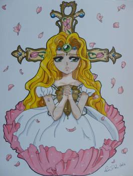 Commission: Princess Emeraude