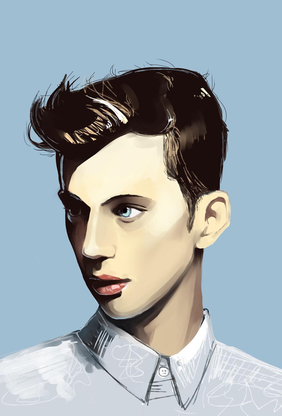 Troye Sivan by incaseyouart on DeviantArt