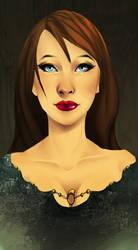 COLO - portrait lines by madam marla