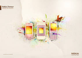 Nokia L'Amour - V by he1z