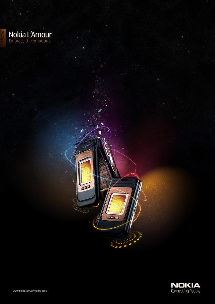 Nokia L'Amour - I