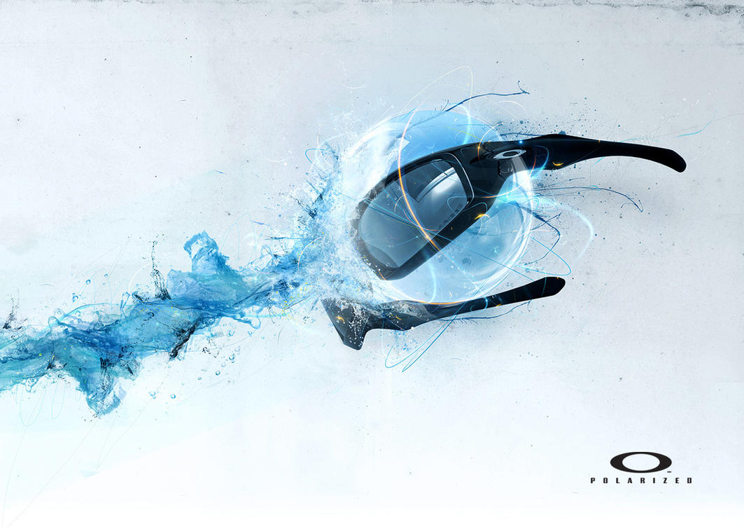 Oakley hydrophobic by he1z on deviantart - Oakley wallpaper ...