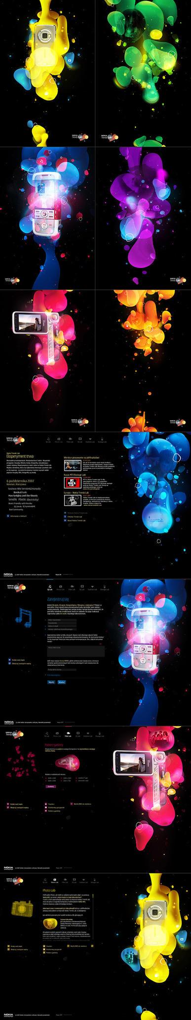 Nokia Trends Lab by he1z