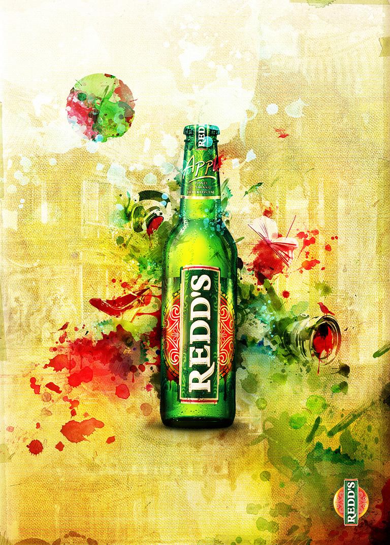 Redd's - Pitch