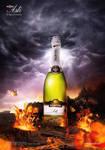 Martini Asti Elements - Fire