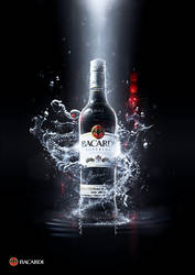 Bacardi - Shoot and Fly by he1z
