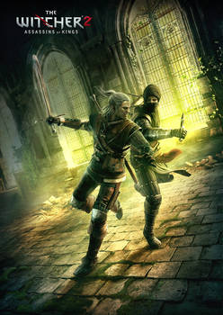 The Witcher 2 - Duel