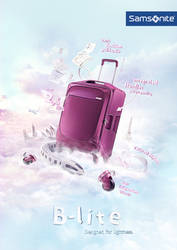 Samsonite - B-Lite