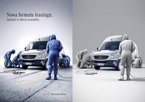 Mercedes-Benz LeaseGo